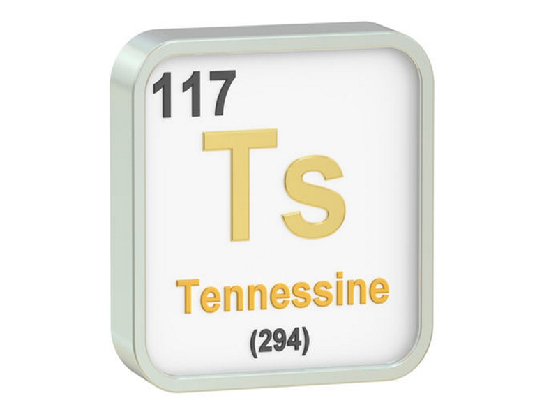 117 Tennessine Latest Element On The Periodic Table 1057 News