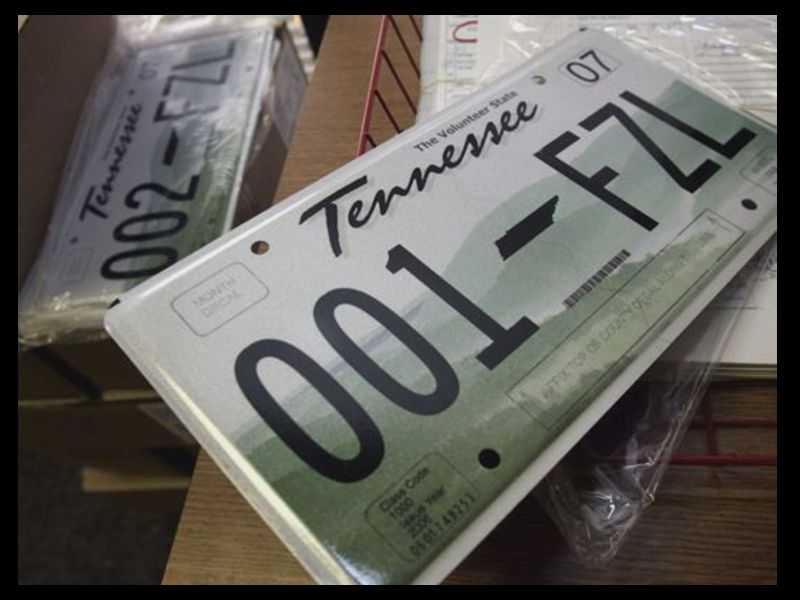 "IN GOD WE TRUST"" LICENSE PLATE BILL HEADING FOR GOVERNOR\'S DESK ..."
