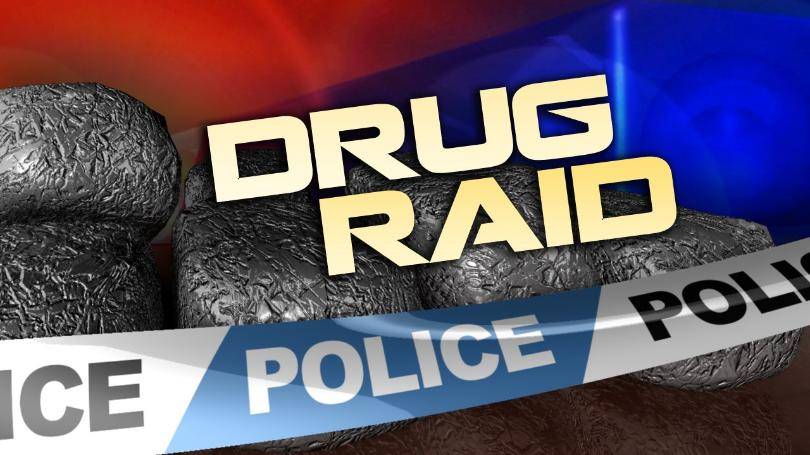 CROSSVILLE DRUG BUST NEAR EIGHT SCHOOLS, FIREARMS AND NARCOTICS